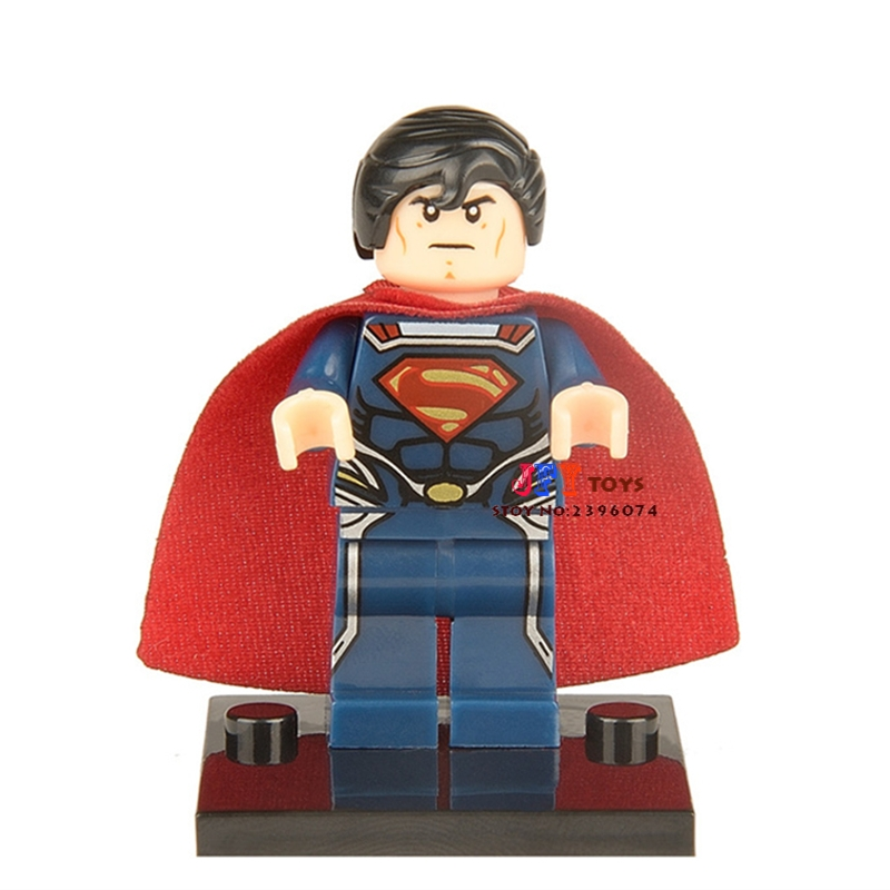 50pcs starwars superhero Superman building blocks bricks friends for girl boy kids children toys brinquedos menina