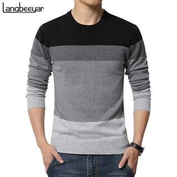 2017 новый осень модный бренд случайные свитер о образным вырезом