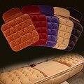 Auto    1Set 3pcs Winter Plush Anti Slip Car Seat Cover Lattice Cushion Seat Cover Pad Mat Chair  Dec29