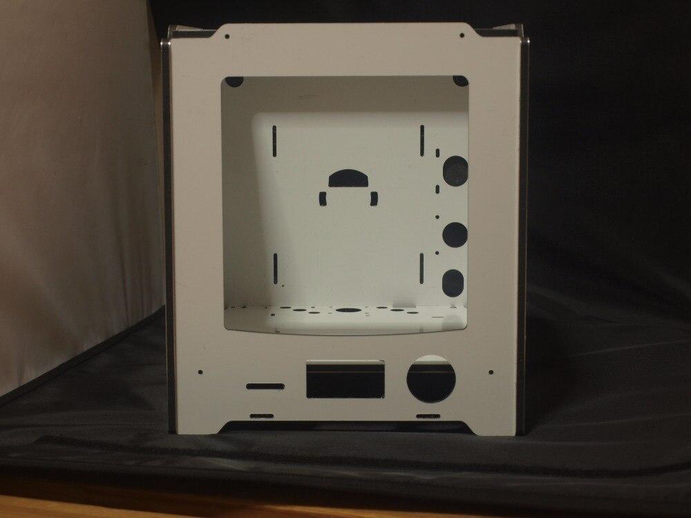 Ultimaker 2 Ir! Estrutura da impressora 3d 6mm de espessura montar habitação de boa qualidade