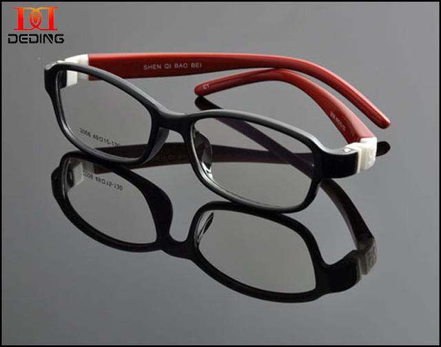 2015 дети оптические кадра высокое качество TR90 кремния защитный для детей глаза armacao de óculos infantil lentes ninosDD0904