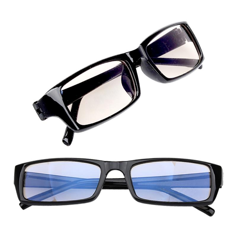 PC Anti Radiation Glasses Vision Eye Strain Protection Women Men Computer Blue Light Ray Optical Goggles Eyewear Glasses Frame