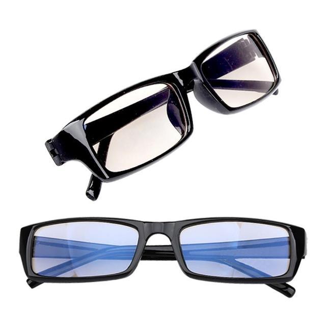 15da6b202 PC مكافحة الإشعاع نظارات الرؤية إجهاد العين حماية النساء الرجال الكمبيوتر  الأزرق ضوء راي البصرية نظارات