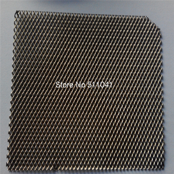 zirconium stretch metal mesh