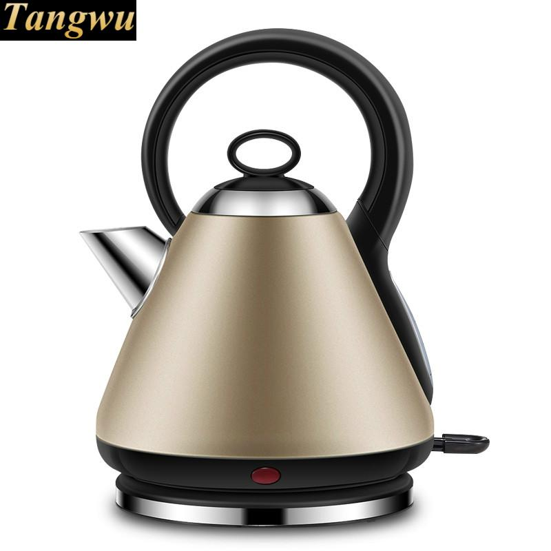Electric kettle 304 stainless steel automatic power blackouts home heat - water kettles borner power win 304