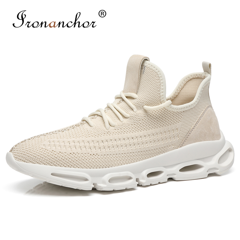 2019 men sneakers high quality Fashion Mesh Breathable Lightweight Comfortable men casual shoes ZC8839