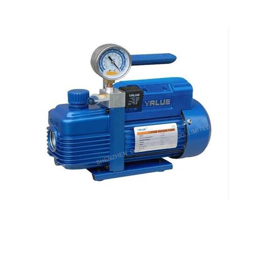1PC New refrigerant Mini Series Single Stage Vacuum Pump V-i180SV 4L