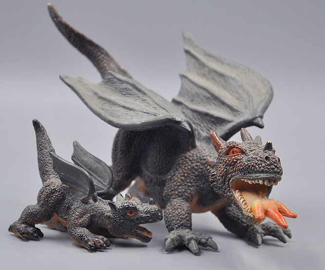ФОТО pvc figure  Charizard 2pcs/set