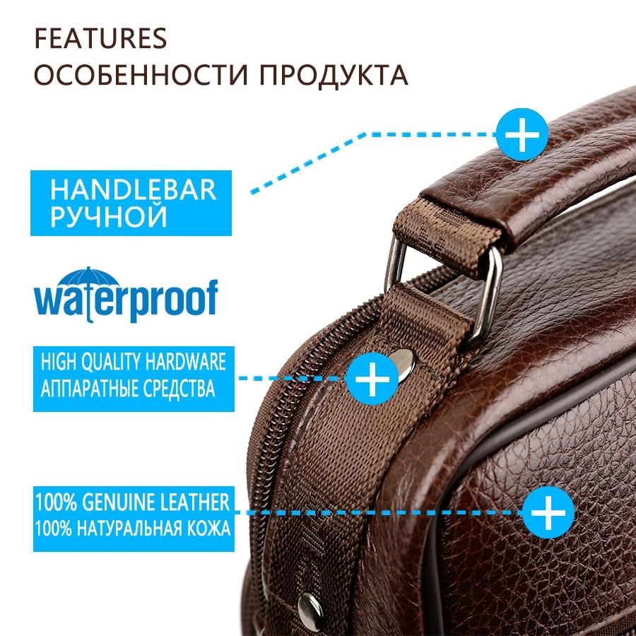 4259c4ef1a07 JackKevin Genuine Leather Men Handbag Shoulder Bag Hot Sale Cow Leather Bag  Vintage Casual Style Flap Bags Men s Crossbody Bag on Aliexpress.com
