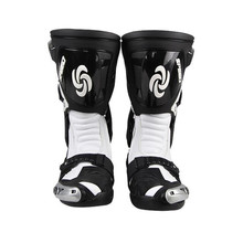 2016 hot sale Genuine PRO-BIKER B1004 off-road motorcycle boots knight boots racing boots and long sections / white