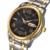 Holuns marca para sempre série homens de negócios de aço inoxidável à prova d' água esporte relógio de quartzo relógio de pulso com original pacote de presente