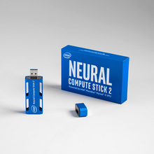Intel NCS2 Movidius Neural Compute Stick 2, Perfect for Deep Neural Network applications (DNN)