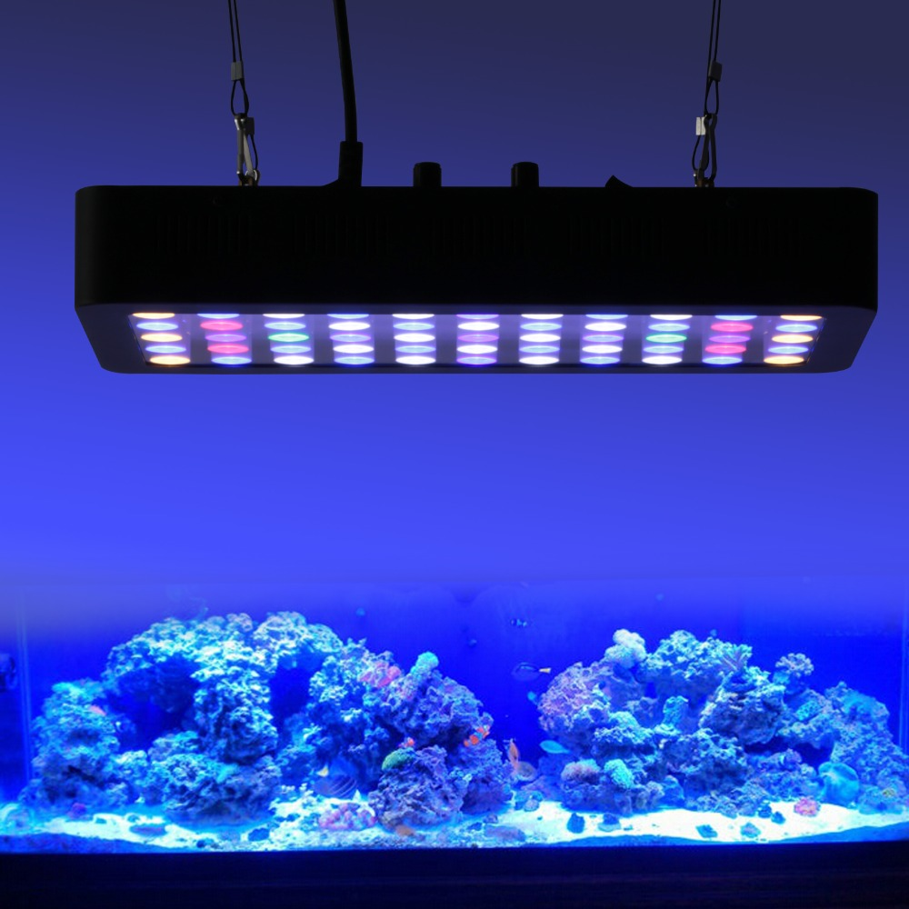 Best Sales Full Spectrum 165w Dimmable Led Aquarium Light