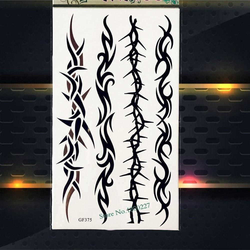 The Scorpion King Temporary Tattoo Supplies Kids Body ART Arm Tattoo Stickers Waterproof Fake Flash Tattoo Paste Kids Xmas Gifts