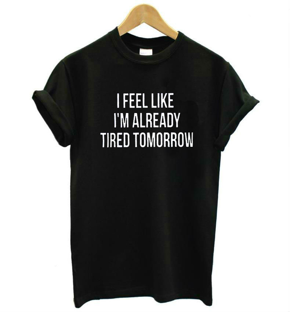 Women Printed Cotton Casual Funny T Shirt