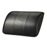 1 Piece Memory Foam Carbon Fiber car neck pillow car auto headrest pillow for BMW M Mercedes Benz AMG VW Audi Sline