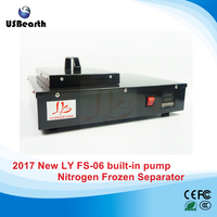 Nitrogen Freezer Separator FS 06 With Built In Oil Free Air Pump