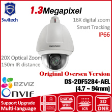 Hikvision DS-2DF5284-AEL PTZ ip Camera English Version original Cctv security Optical Zoom Smart tracking dahua CMOS ONVIF uk