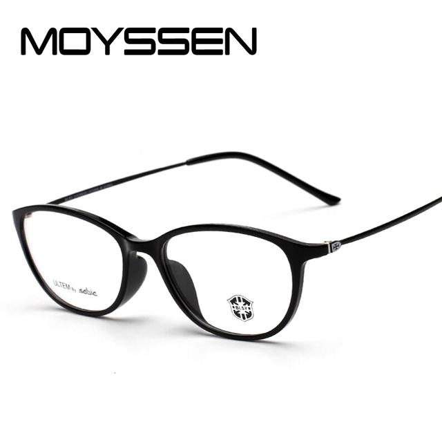 f8599df1d5 MOYSSEN Korean High Quality BLSY Women Tungsten Carbon Steel Glasses Frame  Men Ultra Thin Myopia Retro Literature Eyeglasses