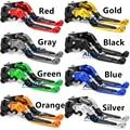 Para Yamaha majesty 400 2004-2014 Dobráveis Extensíveis Alavancas de Freio de Embreagem de Moto Freios Folding & Estendendo CNC Alavancas Nova 2013