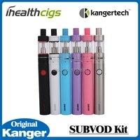 Оригинал Kanger subvod starter kit 1300 мАч Батарея субтанка nano распылителя ssocc катушки subvod комплект 5 шт.