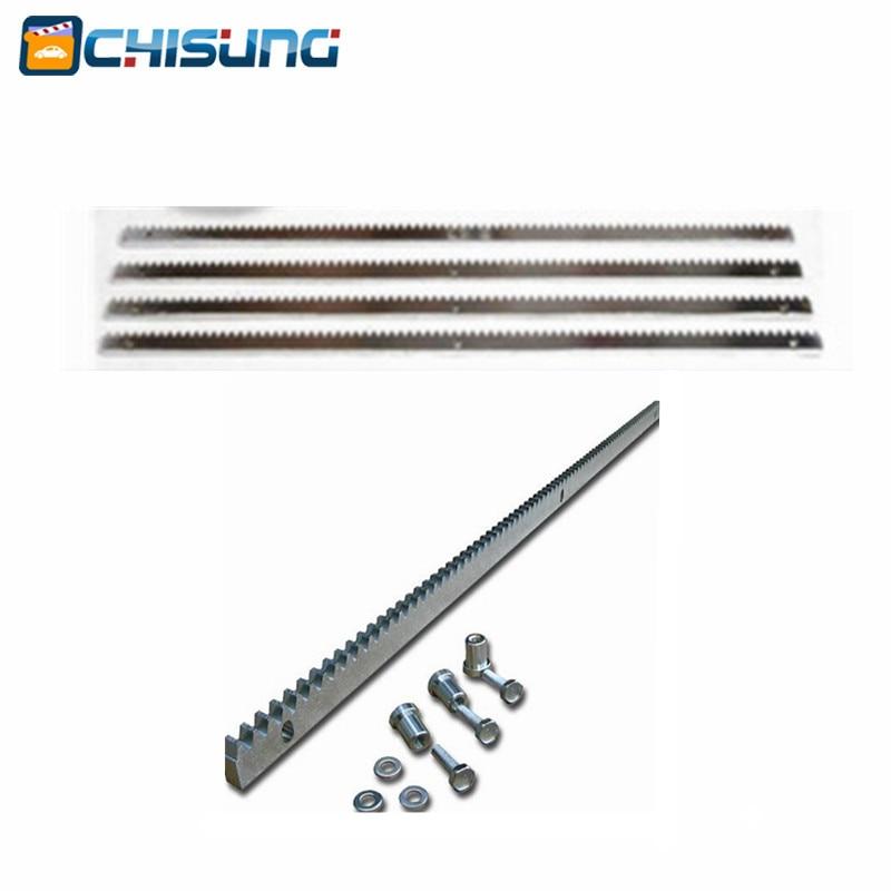 Хорошее качество передач сталь нейлон зуб стойки для раздвижные ворота электродвигатель открывания ворот