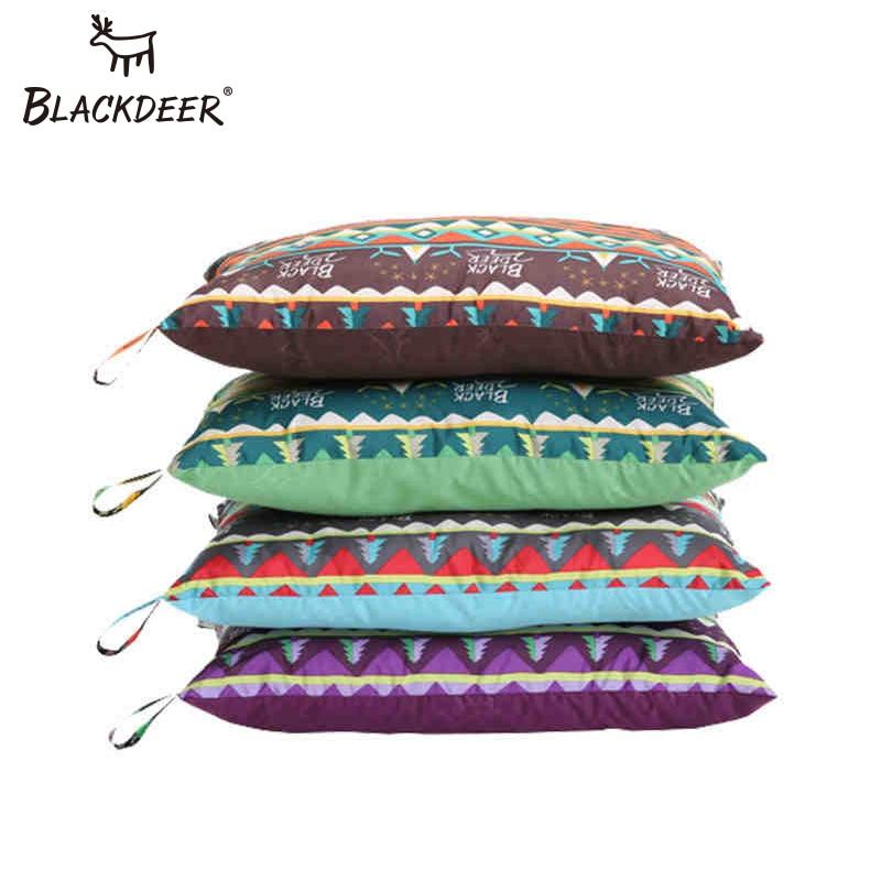 BLACKDEER Outdoor Pillow Comfortable Indian Design Portable Pillow for Travel Outdoor Camping Tent Pillow