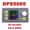 0-5.000A DPS5005 0 V-50.00 V medidor de Voltaje Constante actual probador Step-down fuente de Alimentación Programable módulo regulador convertidor
