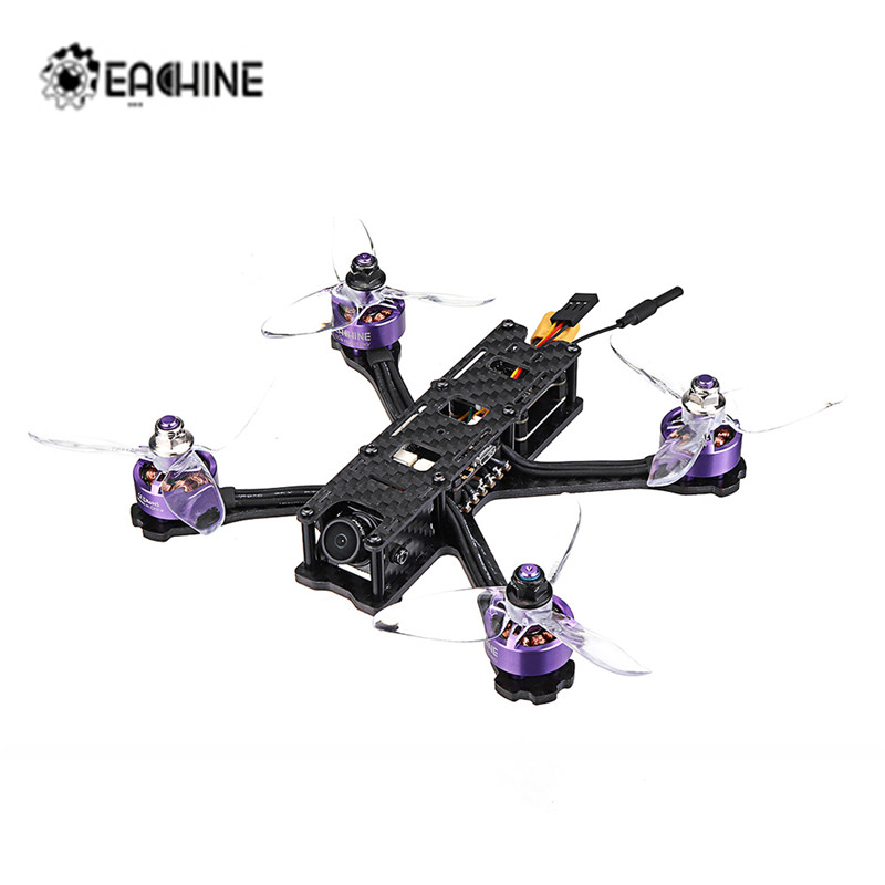 Eachine Wizard X140HV 140mm 3 Inch 3-6S RC FPV Racing Drone PNP W/ Betaflight F4 Flight Controller OSD FOXEER Cam 25~300mW VTX(China)