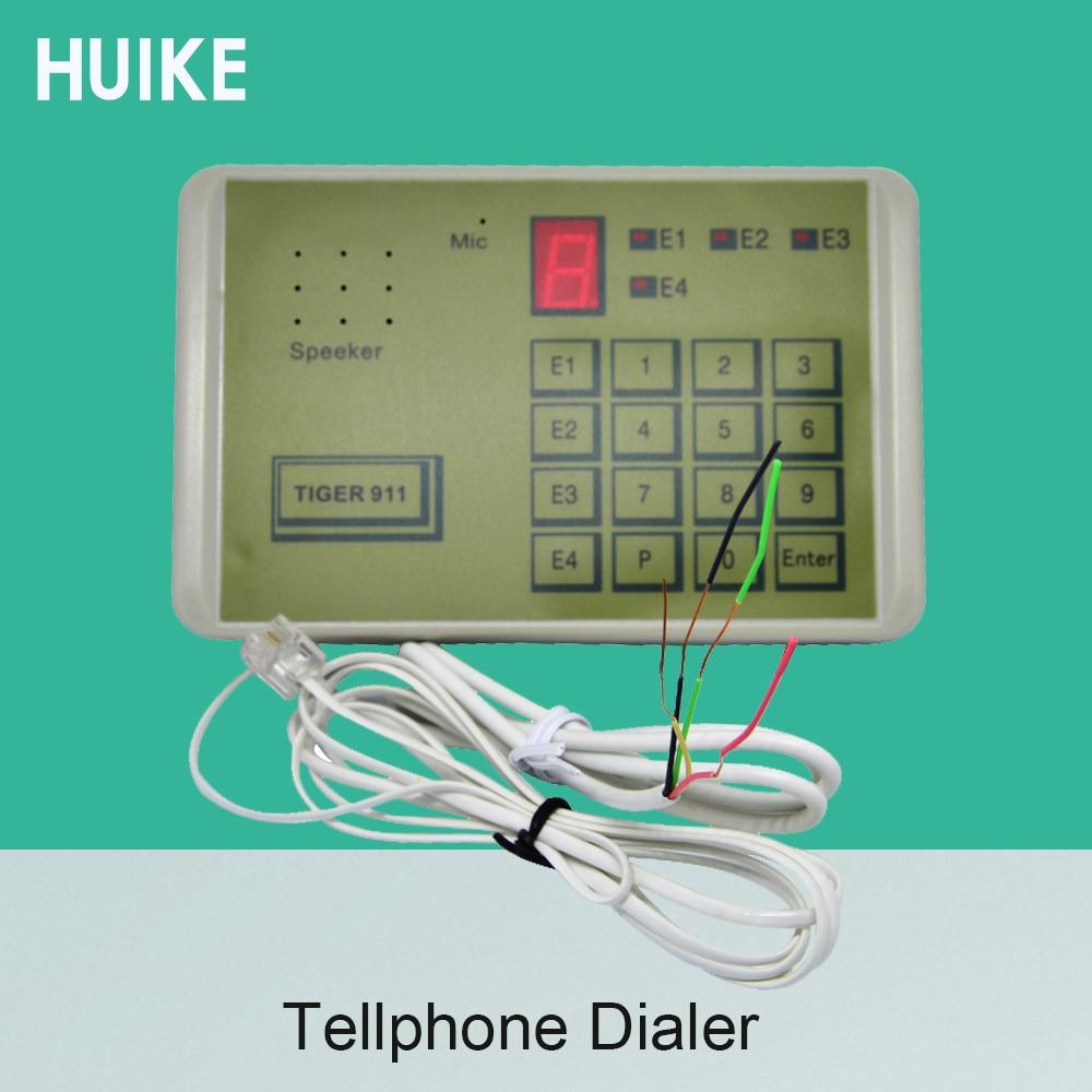 Miraculous 1 Set Communication Equipment Tiger 911 Telephone Dialer Tool Input Wiring Digital Resources Sapredefiancerspsorg