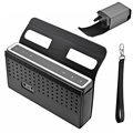 Переносная дорожная Защитная сумка для колонок  нейлоновая сумка для говорящих для Bose Soundlink III 3  Беспроводная Bluetooth колонка