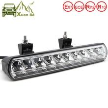 12 Inch 50W Led Bar Fahren Lichter Für Lada Niva 4x4 Off road Lkw Trailer Boat SUV UTV ATV 4WD Wasserdicht 12V 24V Flutlicht