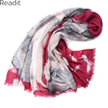 2016 Fashion Cashmere Scarf Women Winter Scarf Women Spain Floral Printed Scarf Brand Shawls and Scarves Foulard Pashmina SC1464