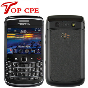9780 Original Phone Blackberry 9780 Unlocked Mobile Phones Wifi GPS Bluetooth 3G 5MP Camera 2.4'' 480x360 Screen Free Shipping