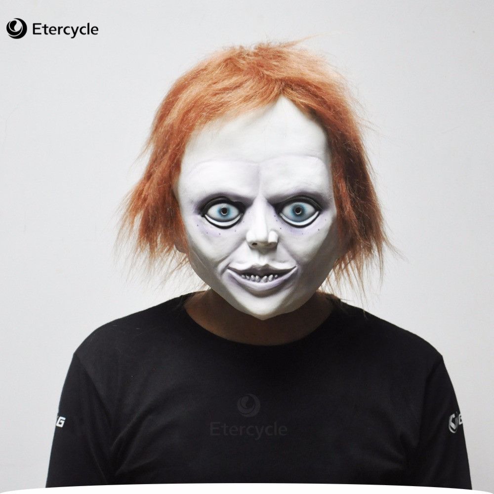 Online Get Cheap Chucky Scary Mask -Aliexpress.com | Alibaba Group