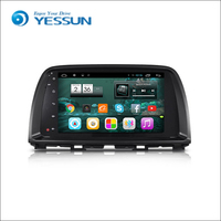 YESSUN Android Radio Car DVD Player For Mazda CX 5 2014 2016 Stereo Radio Multimedia GPS