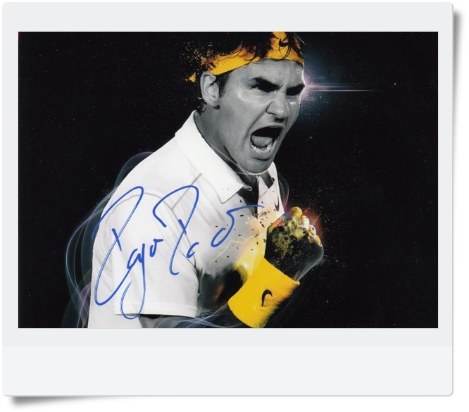 signed Roger Federer autographed  original photo 7 inches 7 versions chosen  freeshipping 062017 B signed tom holland autographed original photo 7 inches freeshipping 4 versions chosen 062017 b