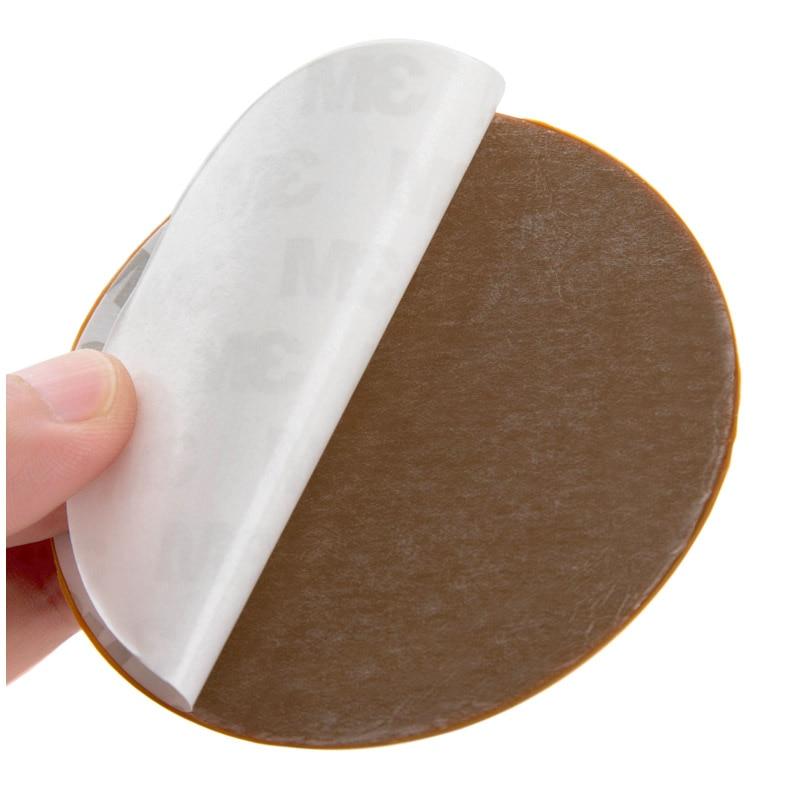 Bon Door Knob Handle Stop Protector Self Adhesive Bumper Guard Wall Rubber  Stopper Mat Protectors Shield Plate In Bathroom Accessories Sets From Home  U0026 Garden ...