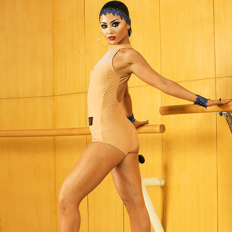 0691162db Detail Feedback Questions about Latin Performance Dance Bodysuit ...