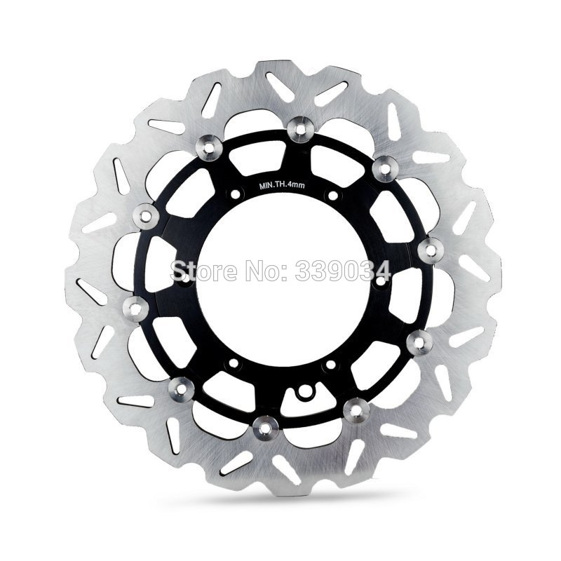 320mm oversize supermoto front brake disc for husqvarna tc/te/fc/fe 125-510cc 2014-2015