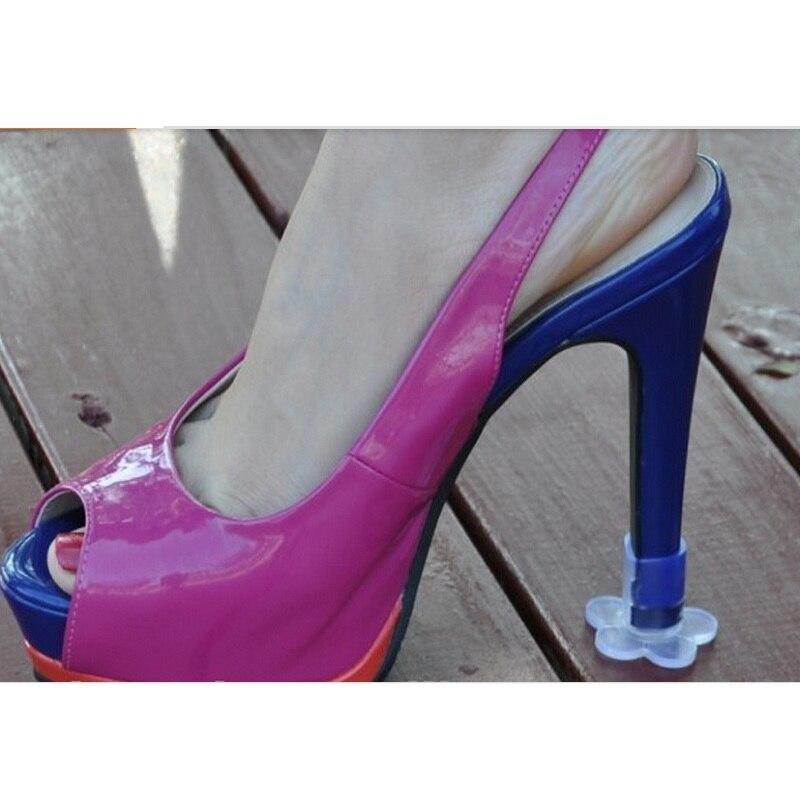promotion shoe high heel protector protectores para