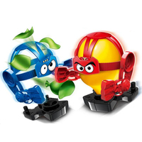 Creative Funny Balloon Bot Battle Toy Balloon Pop anti stress toy for Kids To Play Interactive Family Game Desktop toy