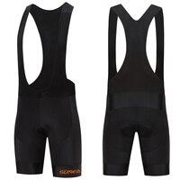 Surea Cycling High Quality Bib Shorts Classic Race Bicycle Bottom Ropa Ciclismo Bike Pants 9D Gel