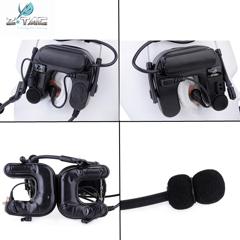 z tactical airsoft sordin tatico comtac iv in the ear 04