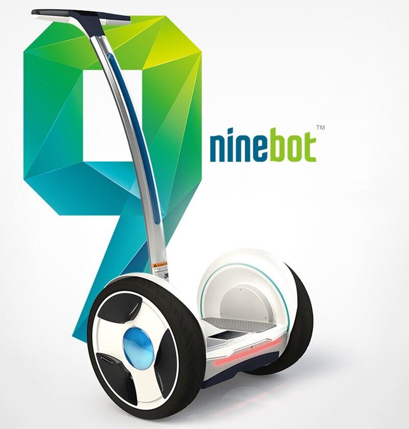original ul2272 ninebot e elite smart self balance scooter. Black Bedroom Furniture Sets. Home Design Ideas