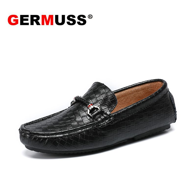 2018 men comfortable hot sell summer men shoes loafer mocassin Breathable Luxury Brand genuine leather driving casual shoes men luxury brand new genuine leather shoes fashion big size 39 47 male breathable soft driving loafer flats z768 tenis masculino