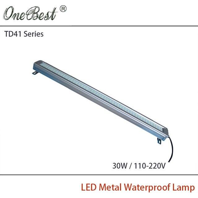 HNTD TD41-30W 220/110 В Металла Сид Свет Панели Чпу Водонепроницаемый IP67 взрывозащищенные светодиодные Астигматизм светодиодная лампа работы