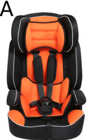 The Newest Style Comfortable Soft Child Safety Seat From 9 Months To 12 Years Old Child