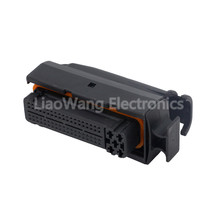 10 Sets 81 pin black sheathed waterproof connector with terminal DJ7811-1-21 81P connector цена