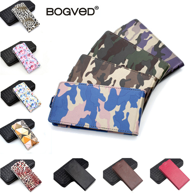 BOGVED Original Camouflage Flip Phone Case For Oukitel U11 Plus / U20 Plus Cover For Oukitel U13 Cellphone Soft Shell Pattern